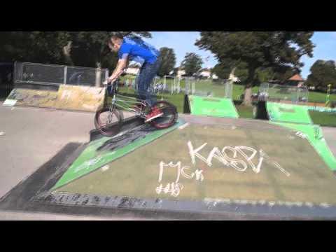 leighton buzzard skatepark bmx (recovery edit)