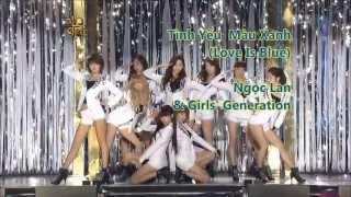 Tình Xanh (Love is Blue) - Ngọc Lan + Hot Dancers, HD