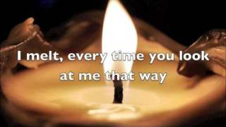 I Melt Rascal Flatts lyrics Video