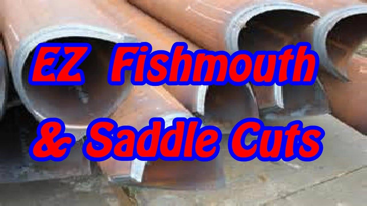 ez fishmouth  u0026 saddle cuts