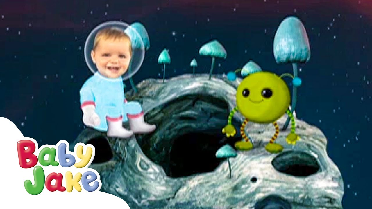 Baby Jake - Exploring Space! 👨🚀 | Full Episodes | Cartoons for Kids