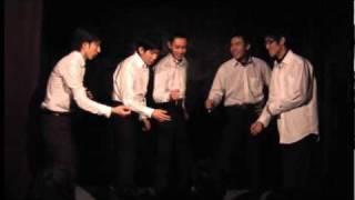 2010年3月27日 岡山市中心部にあった小劇場「スペース50cc」の閉...