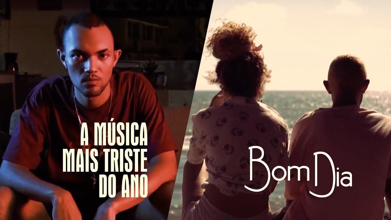Luiz Lins Bom Dia A Musica Mais Triste Do Ano Clipe Oficial