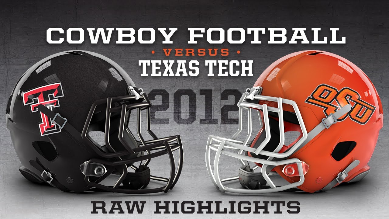 View from the sidelines: Texas Tech at Oklahoma State