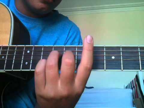 easy guitar riff 10, stop and stare lesson - YouTube