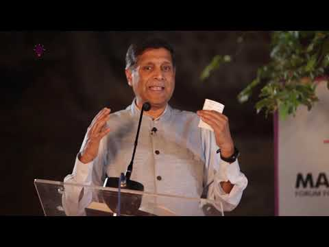Manthan with Arvind Subramanian on The Politics of Economics