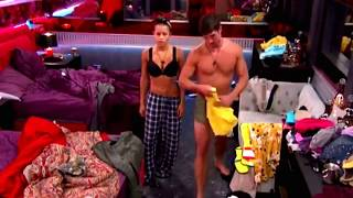 BB19 Cody is Upset at Jessica and She Tries to Calm Him Down