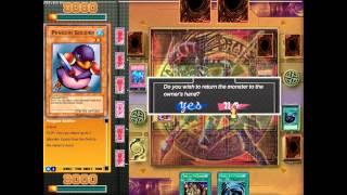 Žaidžiam - Yu-Gi-Oh - Kortos rulyt (1/4 dalis)