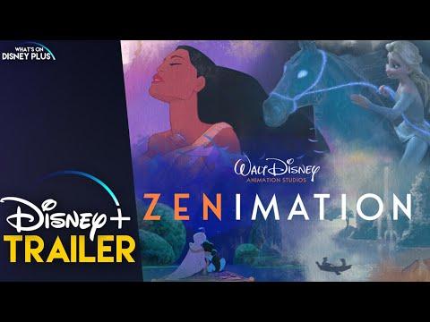 Zenimation | Disney+ Trailer