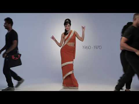 69 years of Indian fashion