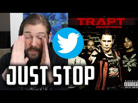 Trapt is embarrassing itself on Twitter | Mike The Music Snob