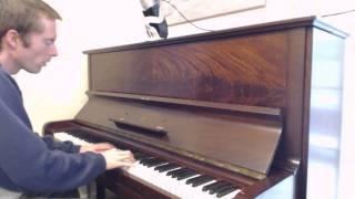 return of the mack   mark morrison   piano cover remix improvisation