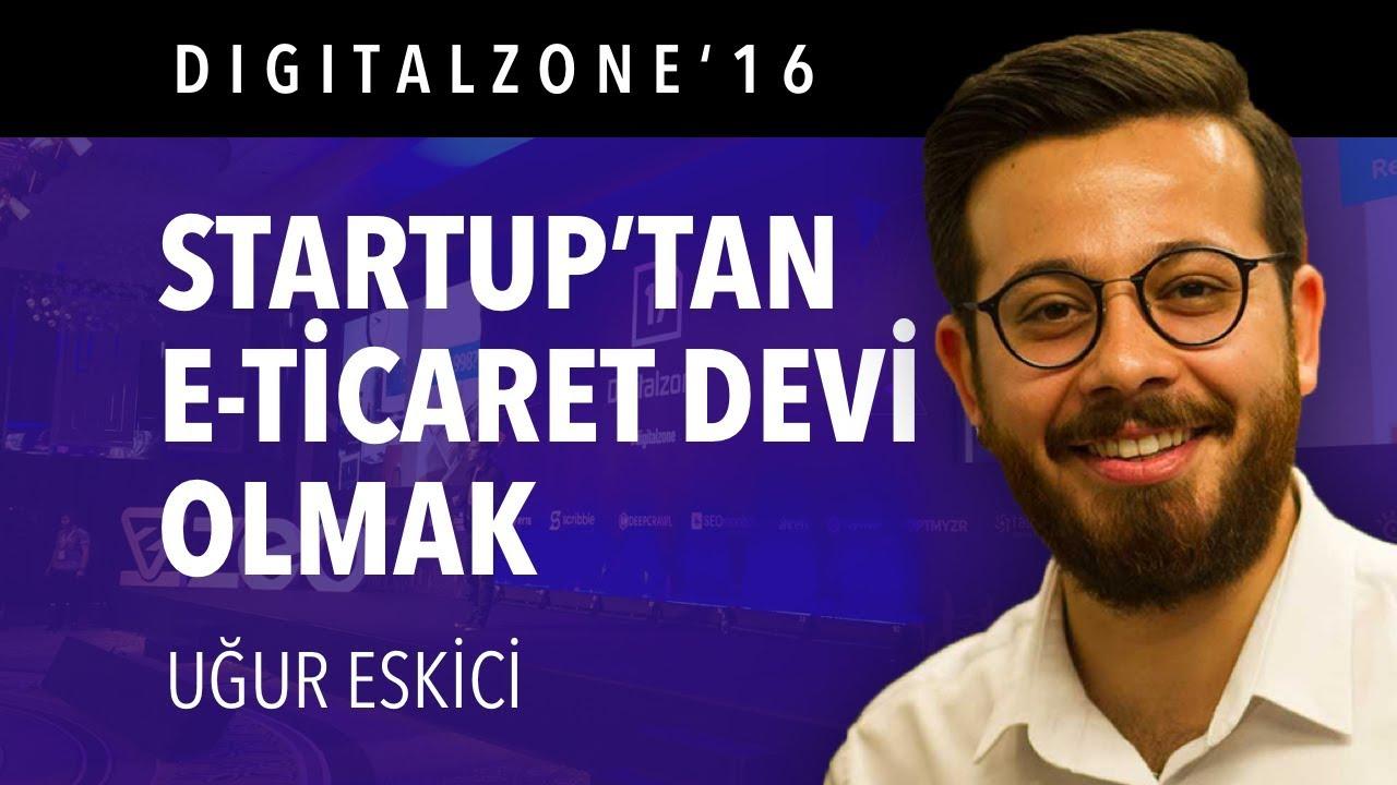 Download Startup'tan E-ticaret Devi Olmak: SEO Altyapısını Oluştururken Google'ı Yorumlamak - Uğur Eskici