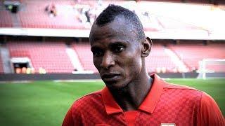 Uche Agbo / STANDARD DE LIEGE midfielder