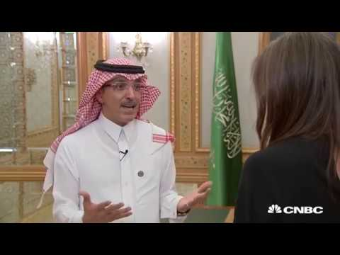 Saudi Arabia's Finance Minister discusses the kingdom's economy | Capital Connection