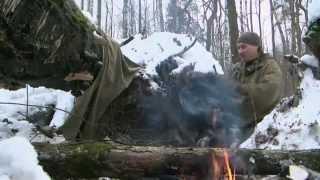 Как выжить ночью в зимнем лесу?.mp4