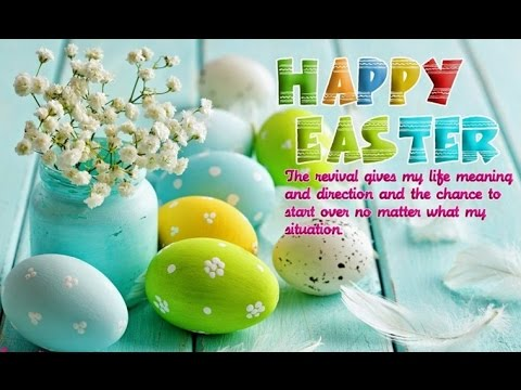 Easter 2017: Wishes, Quotes, Messages, Images, Greetings Ecards & Poems for your loved ones