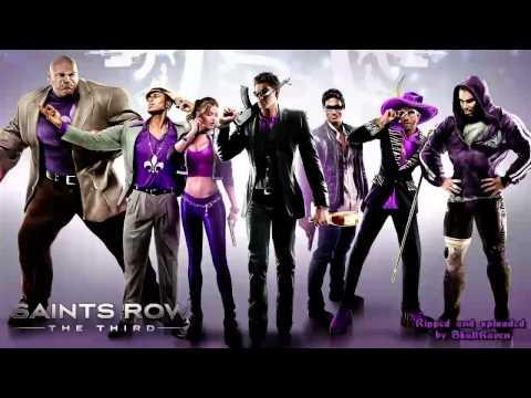Saints Row: The Third [Soundtrack] - Customization 1