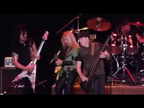 Lita Ford - Full Show, Live at The Beacon Theatre in Hopewell Virginia on 12/2/2016