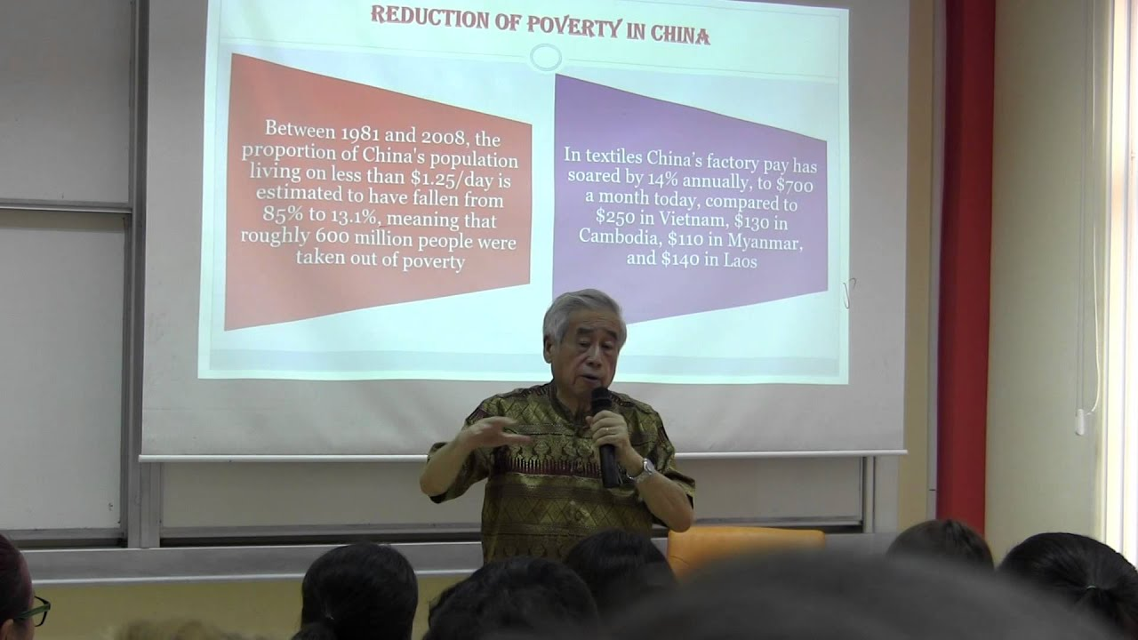 The Rise Of China And Its Impact On Asean 13 Youtube