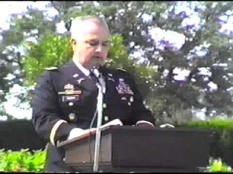 San Marcos Academy - LTC James D Rogers - Opening the Senior Gates