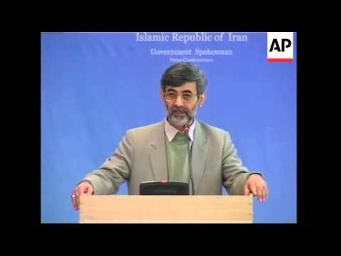 Iran says more UN action against Iran would violate body's charter