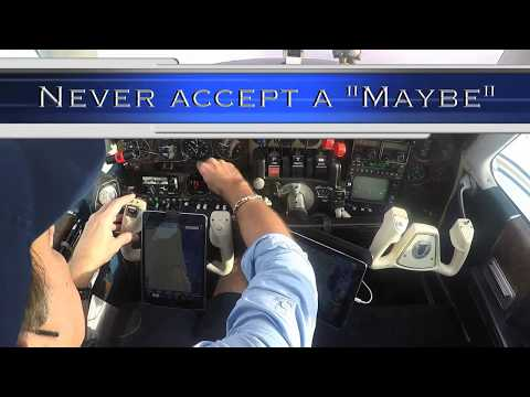 Flying Single Pilot IFR in Florida Storms
