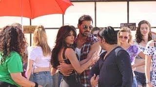 "'I Me Aur Main' Song Shoot | ""Na Jaane Kahan Se Aaya Hai"" - Onlocation"