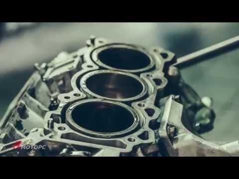 Переборка двигателя Инфинити VQ37 за 150 секунд. Рекомендуем просмотр в 1080HD.