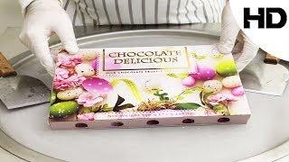видео Вкусный индонезийский шоколад. Monggo.