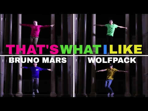 """THAT'S WHAT I LIKE"" by Bruno Mars Dance 