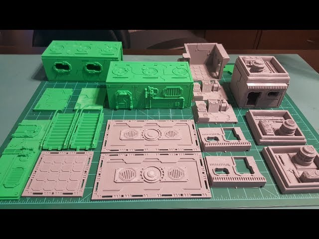 3d Printed: Thunder Chrome 2 Kickstarter Preview and Impressions