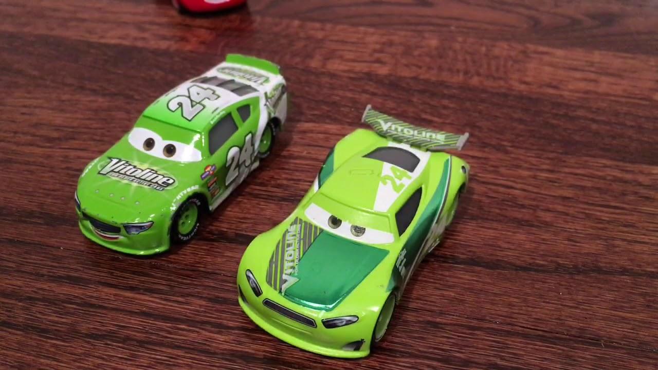Cars  Chase Racelott Toy