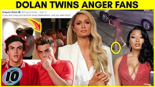 Dolan Twins Anger Fans | Paris Hilton's Real Voice | Ellen Show Update