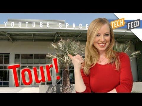 Go Inside YouTube Space LA