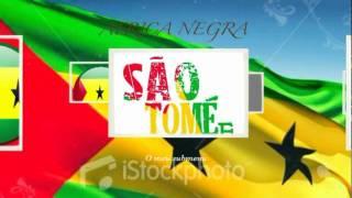 "Africa Negra "" Voz de Amorim Diogo & Gapa. (Amí sá Kuadji Bloká )"