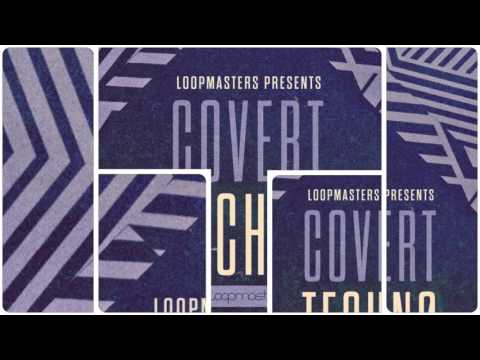 Covert Techno - Techno Samples & Loops - By Loopmasters