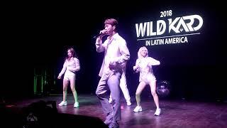 Oh Na na - Wild Kard (in Argentina 2018) Fam Cam