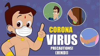 Corona Virus Precautions! | How to Protect Yourself? in Hindi