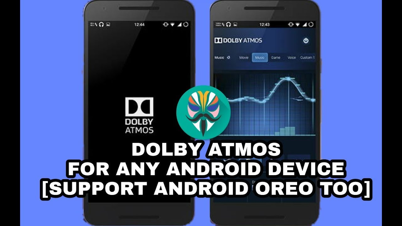 new dolby atmos for android