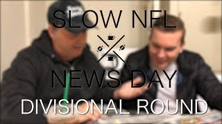'Slow NFL News Day': Divisional Round With Special Guest Cousin Sal | The Ringer