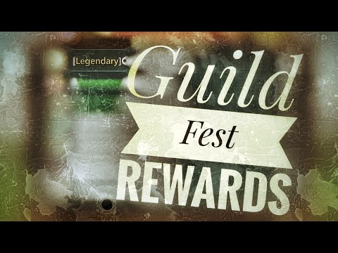 Lords Mobile - LEGENDARY Guild Fest Rewards