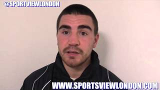 Johnny Garton Interview - Discussing fightback from injury & title aim