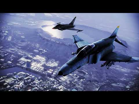 Lost Butterfly - Ace Combat Infinity Mission Dialogue and Hidden Quotes