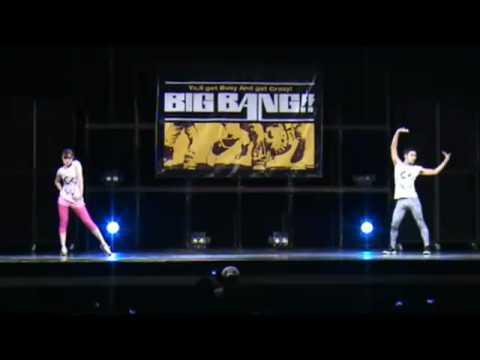vogue waacking dance style Mizuki Flamingo and Monica Mizrahi 2009 TOKYO MULTIMEDIA Japan