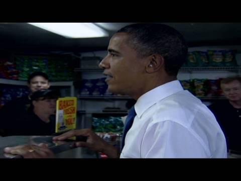 CNN: 'More gray hair' for President Obama