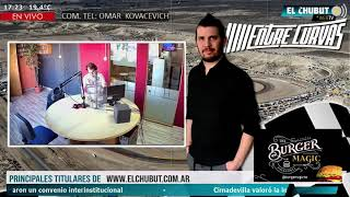 Entre Curvas - Omar Kovacevich (Rally Argentino en Esquel)