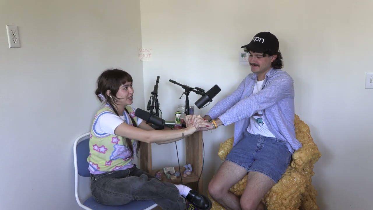 Episode 4 - Emergency Intercom With Enya & Drew