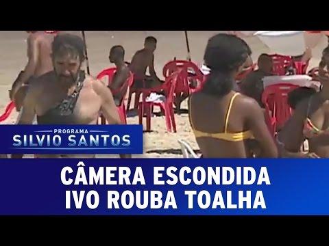 Câmeras Escondidas (14/02/16) - Ivo Rouba Toalha