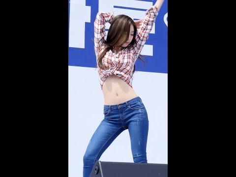 160501 달샤벳 (Dalshabet) - 너같은 (Someone like U) [아영]직캠 Fancam (안전공감마라톤) by Mera